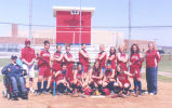 LADY PATRIOTS SOFTBALL