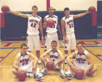 BASKETBALL SENIORS 2009