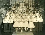 First Communion in 1959