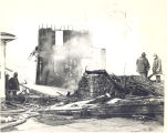 A series of natural gas explosions on Broadway Ave. about 10:00 a.m. Edgar Fenton Jr. 2nd from...