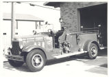 1938 International Harvester 1000 g.p.m. pump it was the first of the twelve built by the Fort...