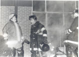 Apartment fire at Colonial Apartments 1910 Hobson Road Apt. 202. Five injured, L-R: Thomas...