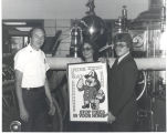 140th Anniversary of the Fort Wayne Fire Department. David Phillips on left is at Fire Station No....