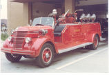1940 International Harvester Rescue Unit built in 1940 by the Fort Wayne Fire Department Shop. In...