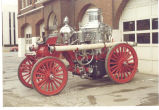 1893 Amoskeag Extra First Size Horse Steamer at the Fort Wayne Firefighters Museum 226 West...