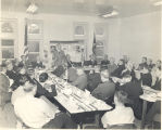Fire Prevention office on second floor of Fire Station No. 3, 226 West Washington Blvd. In the...