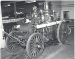 1893 Amoskeag Steamer at the Fort Wayne Firefighters Museum 226 West Washington Blvd. Date...