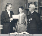 1958 Winner of the Fort Wayne Fire Prevention Limerick Contest