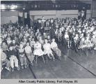 Fire Prevention Week at St. Paul's Lutheran School 1955