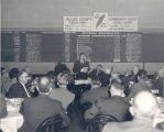 Fort Wayne Businessmen During 1949 Fire Prevention Week
