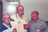 Kritzman, Heidenreich and Parker at 20 Year Club 2006