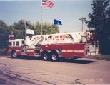 2001 Pierce Aerial Ladder