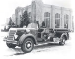1939 International Harvester Pumper. This is the second of twelve pumpers built by the Fort Wayne...