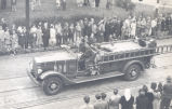 1938 HARVESTER PUMPER