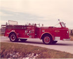 Fort Wayne Fire Department 1955 American LaFrance Pumper