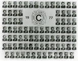 FORT WAYNE FIRE DEPARTMENT COMPOSITE 1977