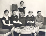 American Legion Auxiliary Annual Membership Banquet, Tuesday, November 15, 1955