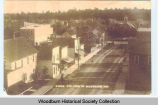 Bird's Eye View of Woodburn, Ind.