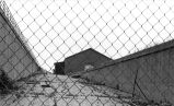 FORT WAYNE STREETS F-L PRISON WALL ON LAFAYETTE STREET BY:  JAMES STARK          3802 NORTHCREEK...