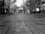FORT WAYNE STREETS W-Z FROM 2315 SOUTH WAYNE  LOOKING NORTH INTO CREIGHTON AVENUE 1948