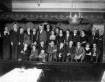 Allen County Fort Wayne Historical Society, 1922: cast of The Peltier Family.