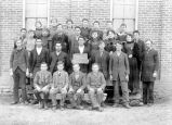 ALLEN COUNTY SCHOOLS MILAN CENTER SCHOOL STUDENTS, 1896