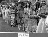 American Bicentennial, Fort Wayne IN: Indian Pow-Wow, 29-30 May 1976 sponsored by Indian Ethnic...