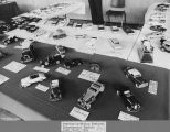 America in Motion Festival, Fort Wayne IN: 19-20 June 1976. models of vintage automobiles, part of...