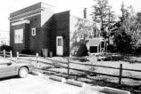 Allen County Public Library: Monroeville Branch, rear view. Taken by Carol Stolte Spallone,...