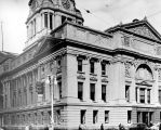 ALLEN COUNTY COURT HOUSE. THE PRESENT COURT HOUSE IS LOCATED IN COURTHOUSE SQUARE  WHICH IS...