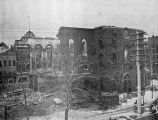 ALLEN COUNTY COURT HOUSE. IN DECEMBER OF 1896, DEMOLITION OF THE THIRD COURT HOUSE WAS  ALMOST...