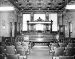 ALLEN COUNTY COURT HOUSE. ALLEN COUNTY COURT HOUSE COMMISSIONERS COURT ROOM ON THE  SECOND FLOOR....