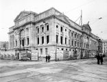 ALLEN COUNTY COURT HOUSE. COURT HOUSE - (IN COURSE OF CONSTRUCTION) 1898