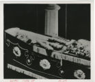 Body of Abraham Lincoln lying in state in New York
