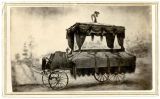 Abraham Lincoln's funeral car, Washington, D.C.