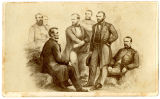 Abraham Lincoln and His Generals
