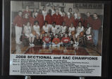 2008 GIRLS BASKETBALL AAA SECTIONAL & SAC CHAMPIONS