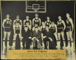 1968-69 CITY BASKETBALL CHAMPIONS
