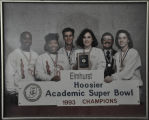 1993 CHAMPIONS - ELMHURST HOOSIER ACADEMIC SUPER BOWL