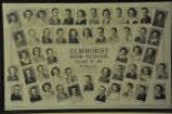 ELMHURST HIGH SCHOOL CLASS OF 1945