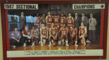 1987 SECTIONAL BASKETBALL CHAMPIONS