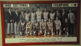 1988 SECTIONAL CHAMPIONS BASKETBALL