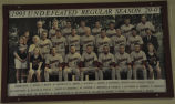 1993 UNDEFEATED REGULAR SEASON 29-0 BASEBALL TEAM