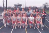 ELMHURST BOY'S TRACK TEAM