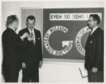 1965 Work Program Conference. E. H. Zimmermann, Stewardship Sec of Indiana District, W. M....