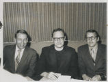 1972 Convention. BPE - NE Region. Left to right:  Layman Roger Macke, Pastor Richard Widmann,...