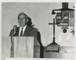 1963 District Convention. The Rev. Martin H. Ilse, Jr., 2nd Vice President of the Central...