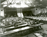 Central District Convention Concordia College Fort Wayne, Ind. 1955. One of the sessions in...