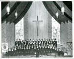 Concordia High School Choir, Fort Wayne, Ind. 1972. B. Wayne Bisbee, Director.