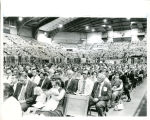 125th Anniversary of Synod, Coliseum, Fort Wayne, Ind. 1972. Photo of crowd.